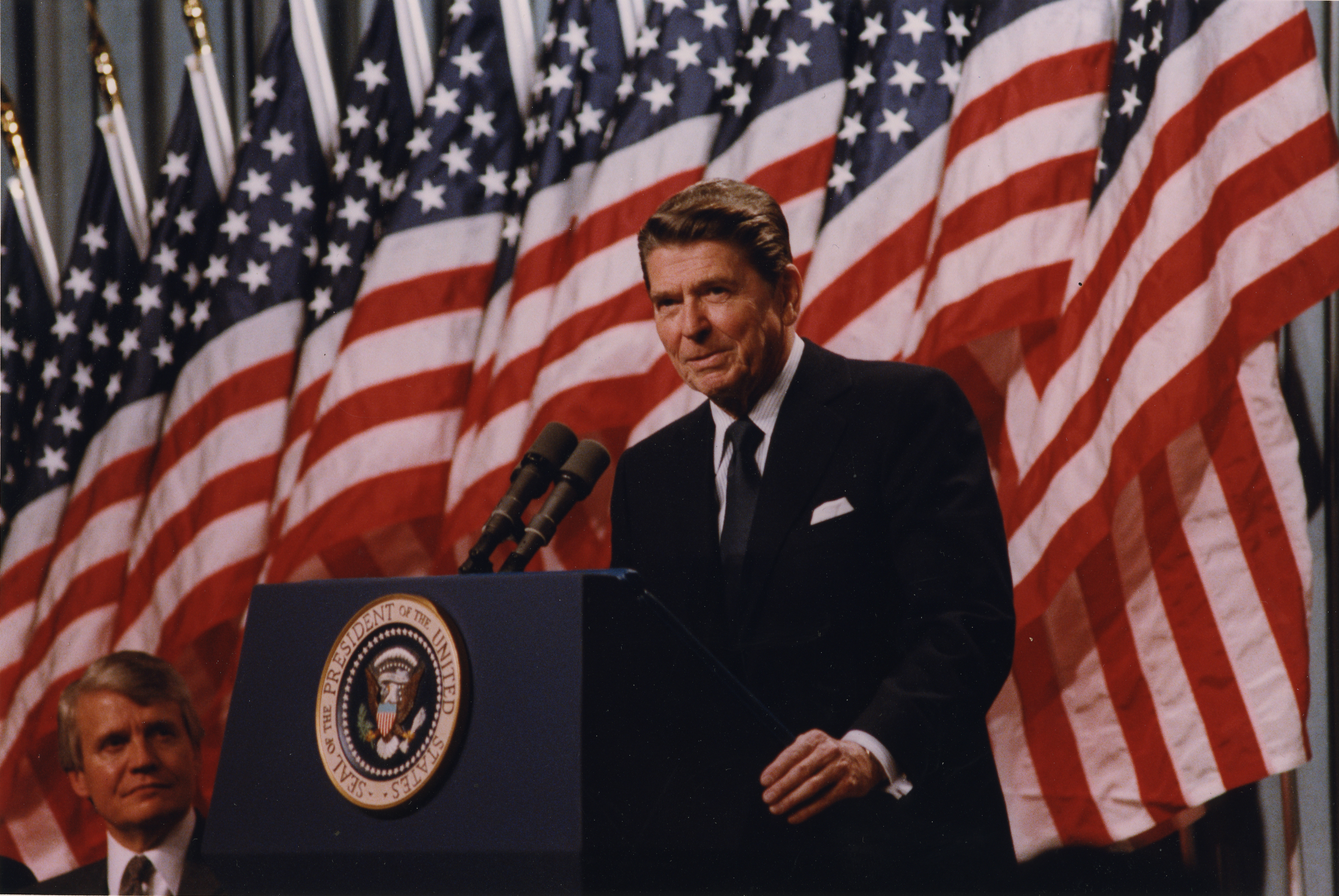 ronald reagan bad president essay