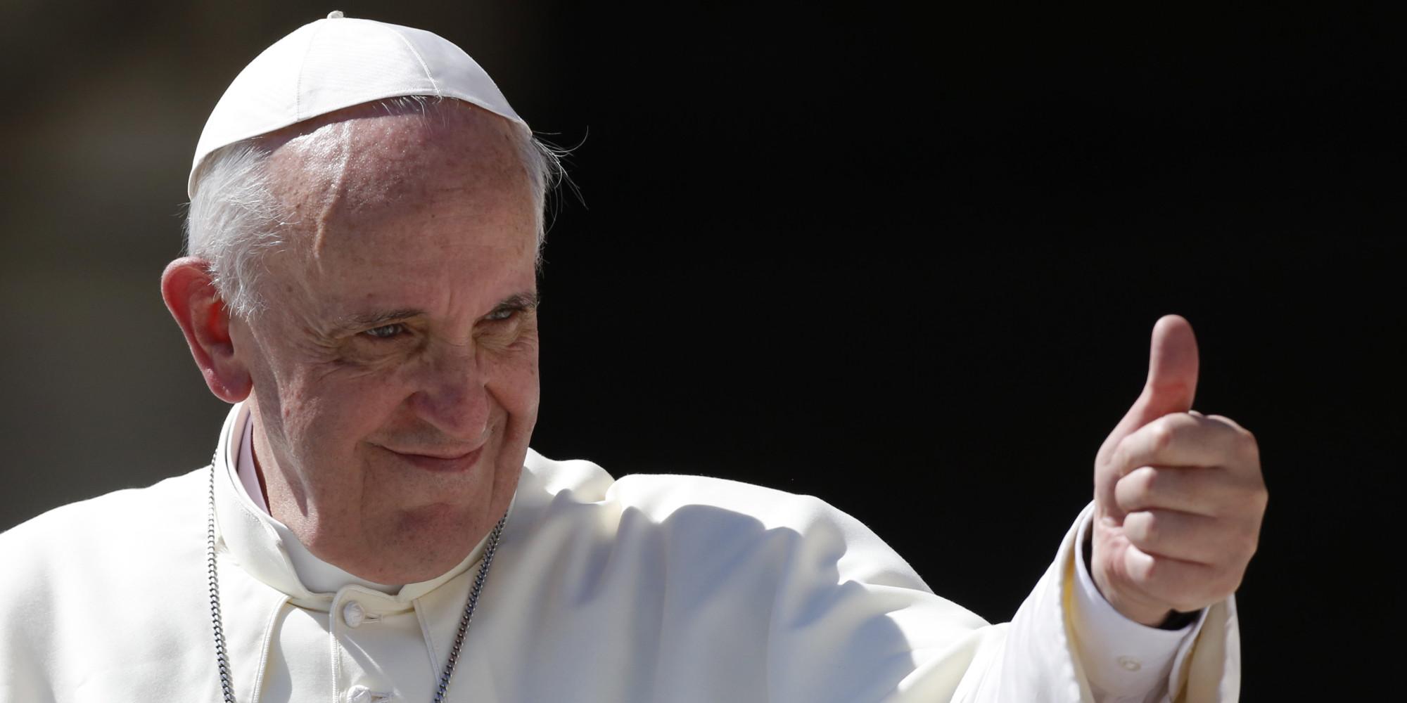 האפיפיור פרנציסקוס ,מביא עימו רוח חדשה
