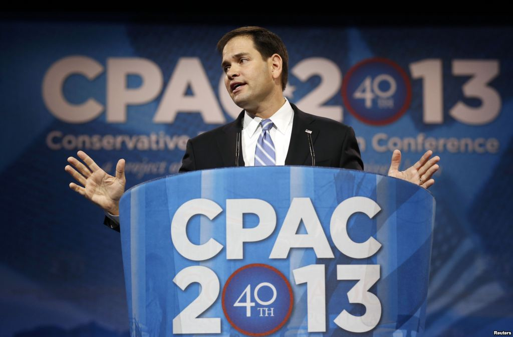 marco rubio s speech is america still Florida sen marco rubio launched his presidential campaign monday with a speech at miami's freedom tower here is a transcript of the full remarks thank you after months of deliberation and.