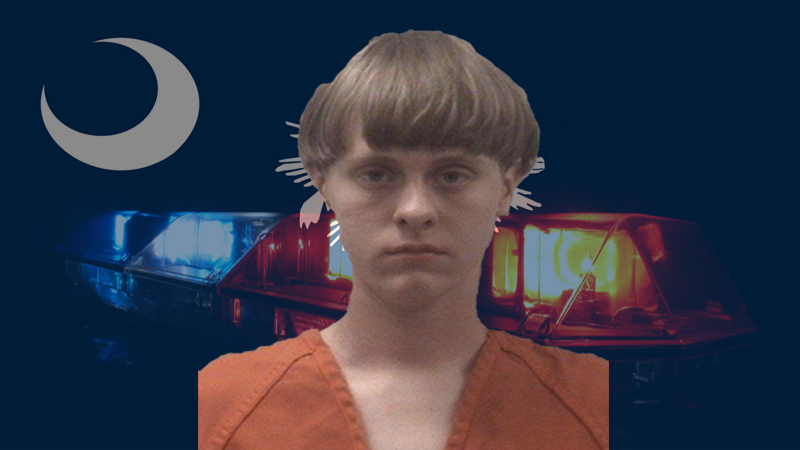 Cops Dylann Roof Being White And Armed Key To Arrest