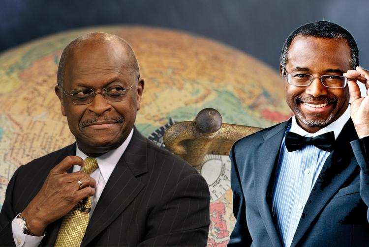 Presdient Ben Carson Would Tap Herman Cain For Ambassador to Uzbekibekistanstan
