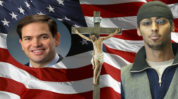 rubio muslim Rubio, graham vote to continue muslim immigration from countries with jihadist movements rubio & graham refuse to answer if they read 'obamatrade' before voting on it.