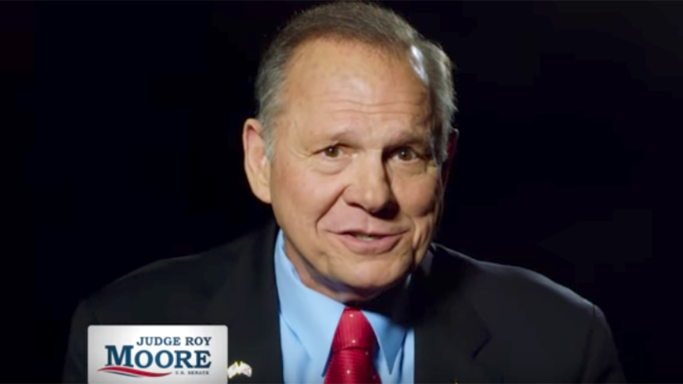 "Roy Moore Hopes To Bring His ""Brand of Alabama Values And Pedophilia"" To D.C."